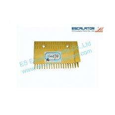ES-HT021 Hitachi Comb Plate EDW-2