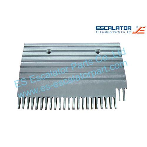 GO453D3 Comb Aluminum
