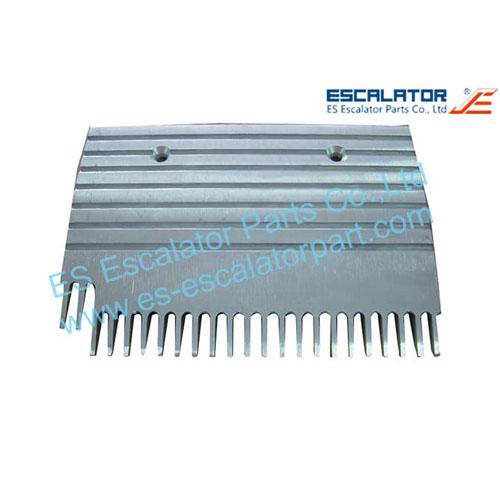 Escalator GO453D7 Comb Aluminum