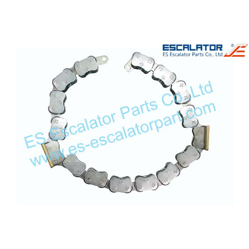 ES-C018A handrail chain 3804402