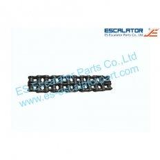 ES-HT053 Hitachi Handrail Chain 08A-2