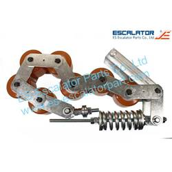 ES-OTP17 OTIS Handrail Support Chain 506NCE GAA332Z4