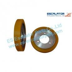 ES-C0007B Handrail drive sprocket