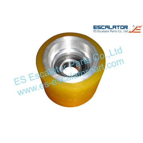 ES-C0008B Handrail Pully Roller 6204RZ