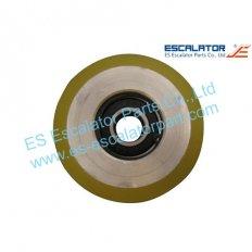 ES-C0014B CNIM Step Chain Roller 6202RZ