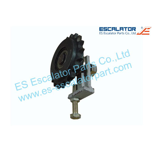 ES-HT046 Hitachi Handrail Sprocket