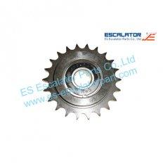 ES-MI0010 Gear 6204RZ