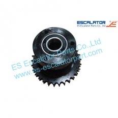ES-MI0025 Chain Roller 6205