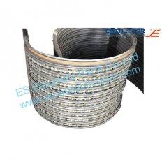 ES-OTP15 OTIS Newell Roller Plastic Type GO402AVH