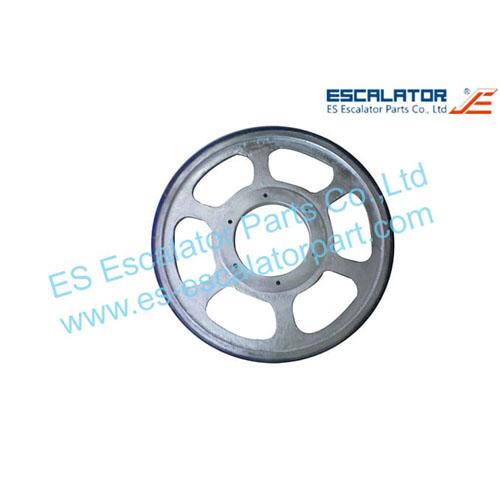 ES-OTP91 OTIS Handrail Sheave DAA265NNN1