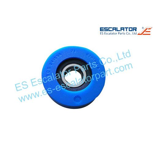 ES-SC040 Schindler Step Roller SCS241535 6204RS
