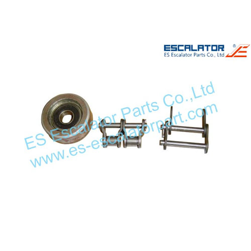 ES-SC048 Schindler handrail Roller asseblem