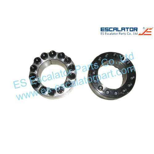 ES-SC118 Coupling Eupex B110 Male