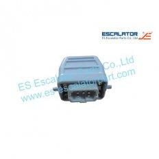 ES-SC083 Schindler Testing plug PGG-16