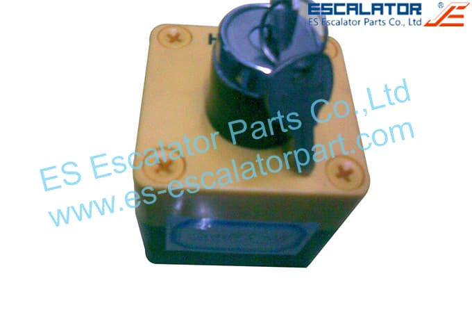 ES-SC085 9300 Stop Key Switch