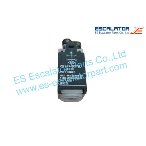 ES-T031C Mannual Switch ZR231-02YR-1881