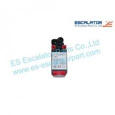 ES-T031B Thyssen Mannual Switch ZY-ZR236-02-Rr-1881