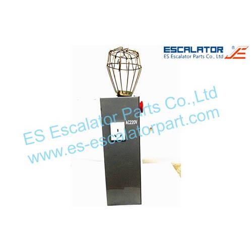 ES-T045A ESThyssenkrupp Inspection Box-2