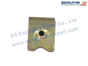 ES-SC208 Schindler Split Spring Nut Clip B4 NAA299254