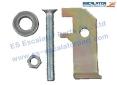 ES-SC202 Schindler Step Upthrust Kit SCS409794