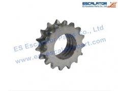 ES-SC394 Schindler Sprocket (Each) SFH466057
