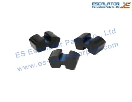 ES-SC397 Schindler Rubber Pads NAA298587