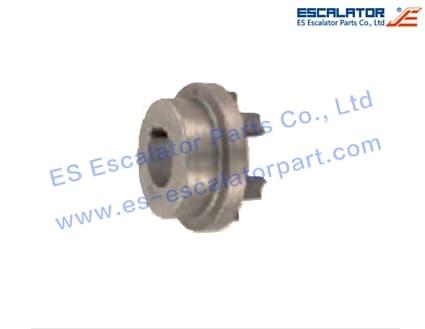 ES-SC400 Schindler Coupling Eupex B110 Male (Motor) NAA462525