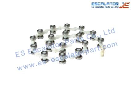 Schindler Escalator Parts SCH409585 Rotary chain