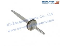ES-SC420 Schindler Handrail Drive Shaft Complete SCH409194