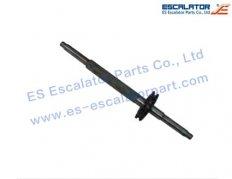 ES-SC422 Schindler Handrail Drive Shaft and Sprocket SCH437469