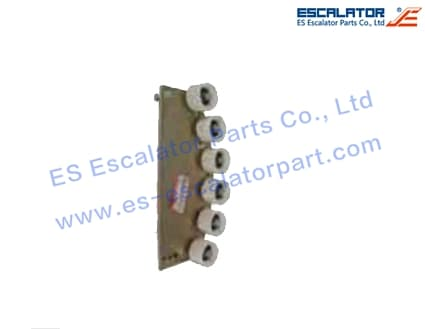 ES-SC424 Schindler Tension Rollers and Mtg Left Hand SCH409369