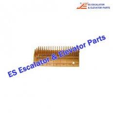Fujitec Comb Plate 0129CAF001
