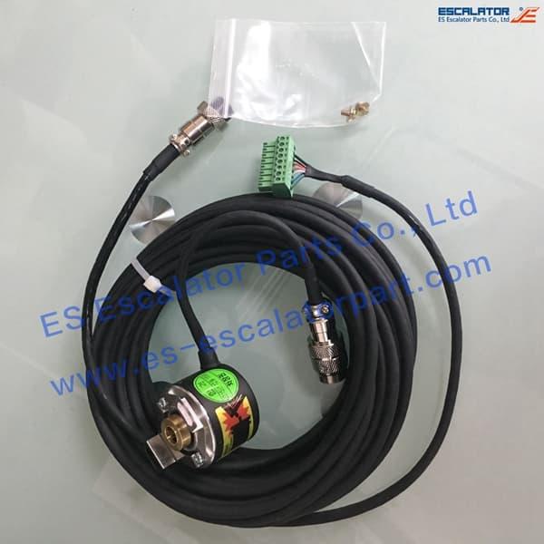 Thyssenkrupp Elevator Rotary Encoder DY40-8-0300UL