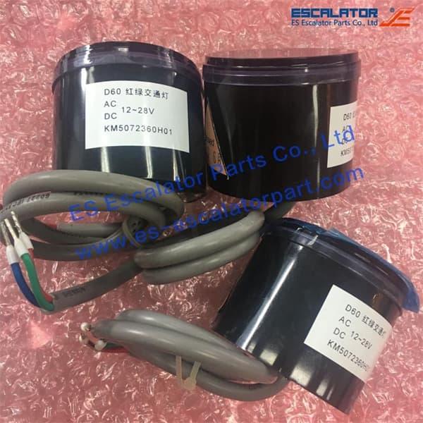 KONE Elevator Parts KM5072360H01