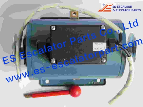 ESThyssenkrupp Brake device 200233017
