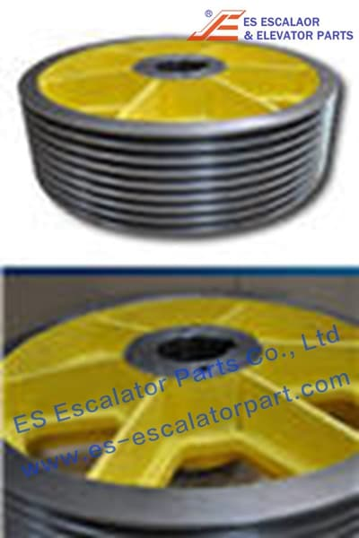 ESThyssenkrupp Traction Sheave 200025329
