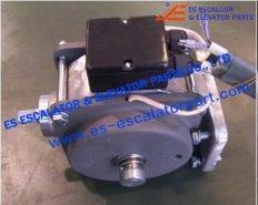 Thyssenkrupp Brake device 200233016