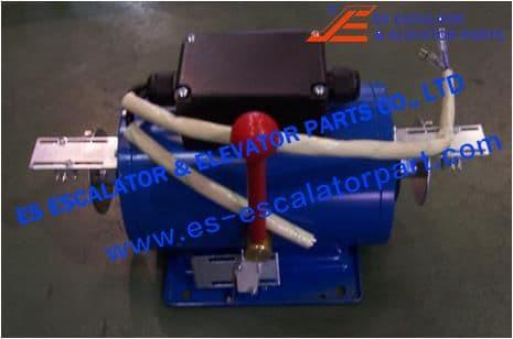 Thyssenkrupp Brake device 200233018