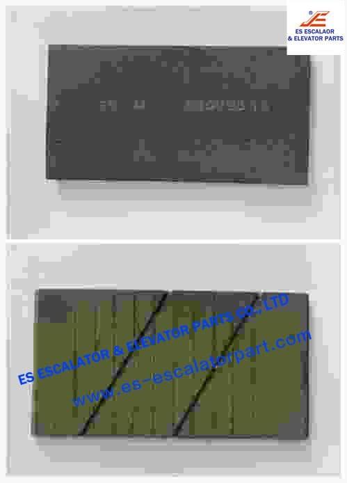 Thyssenkrupp Brake lining 200317172