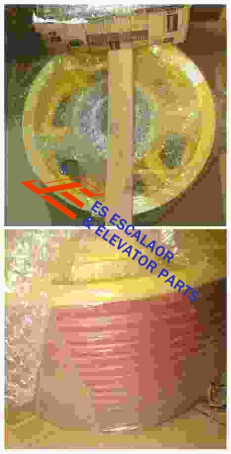 ESThyssenkrupp Rope Pulley Assy 200352656