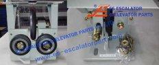 Thyssenkrupp Roller Guide Shoe 200214432