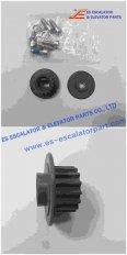 Thyssenkrupp Door Motor Tooth Pulley 200401716