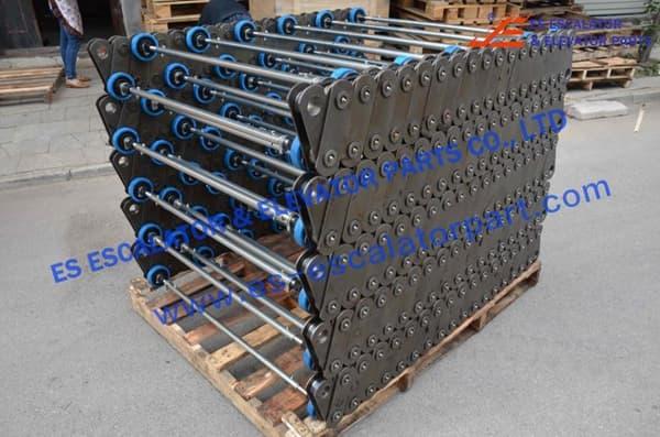 CNIM Escalator step chain 38011169SRX