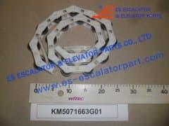KONE Newell Roller KM5071663G01