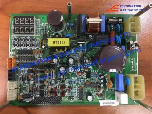 Thyssenkrupp elevator PC Board for elevator door control