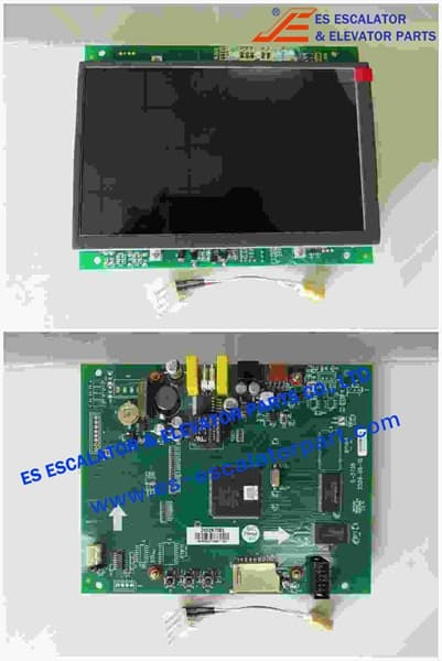 ESThyssenkrupp 7 Color LCD Horizontal 200287083
