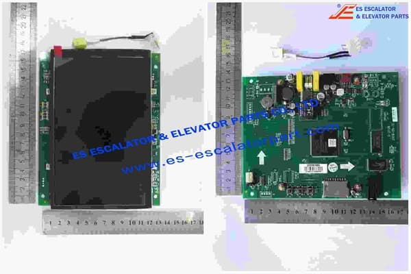Thyssenkrupp Picture Type 7 Color LCD Vertical 200287085