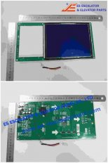 Thyssenkrupp With Backlight LCD 7 200356433