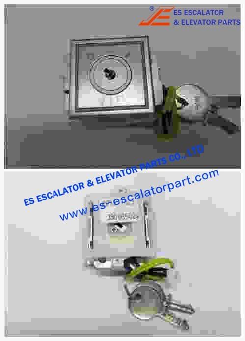 Thyssenkrupp VIP Key Switch 330035024
