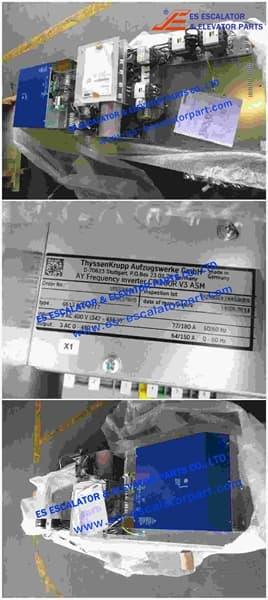 Thyssenkrupp Inverter asm. 200023987